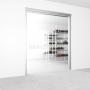 PVC Strip Curtains: Pedestrian Doorways