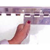 Clear Replacement PVC Strip