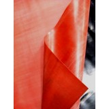 Red Silicone Rubber Sheet - High Grade FDA Approved (Rubber Sheeting)