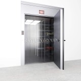 Industrial curtain - Polar Freezer Grade