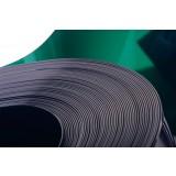 Green ISO 25980 Welding Grade PVC Rolls