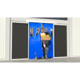 Insulated Strip Curtain Kit