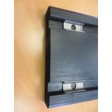 Heavy Duty Wall Guard with fitting - 3m long
