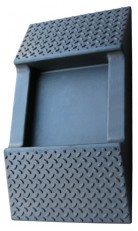 CWC050 Rubber Wheel Chocks | Rayflex Group
