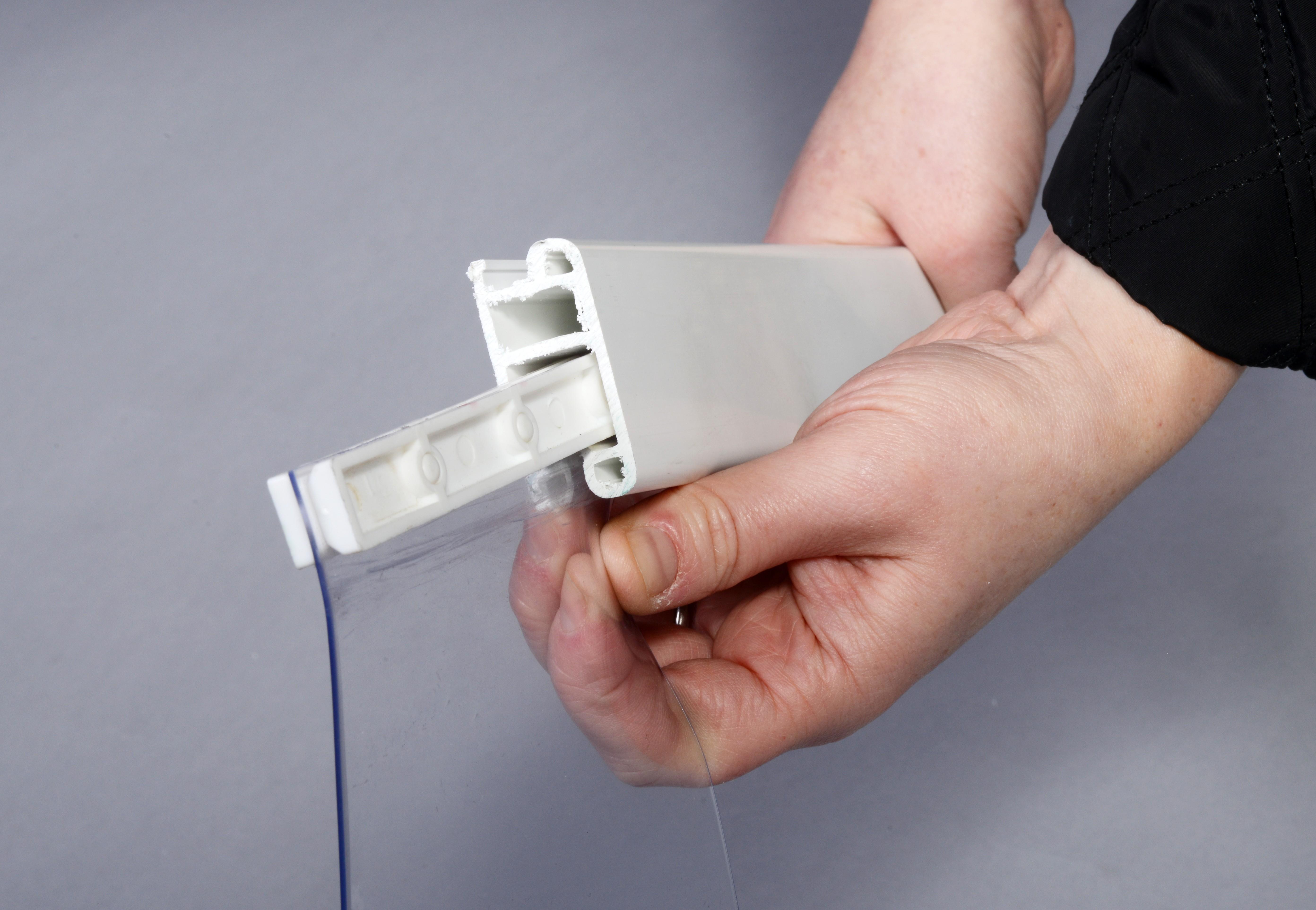 Pvc Strip Chiller Blinds For Open Fridges Amp Freezers