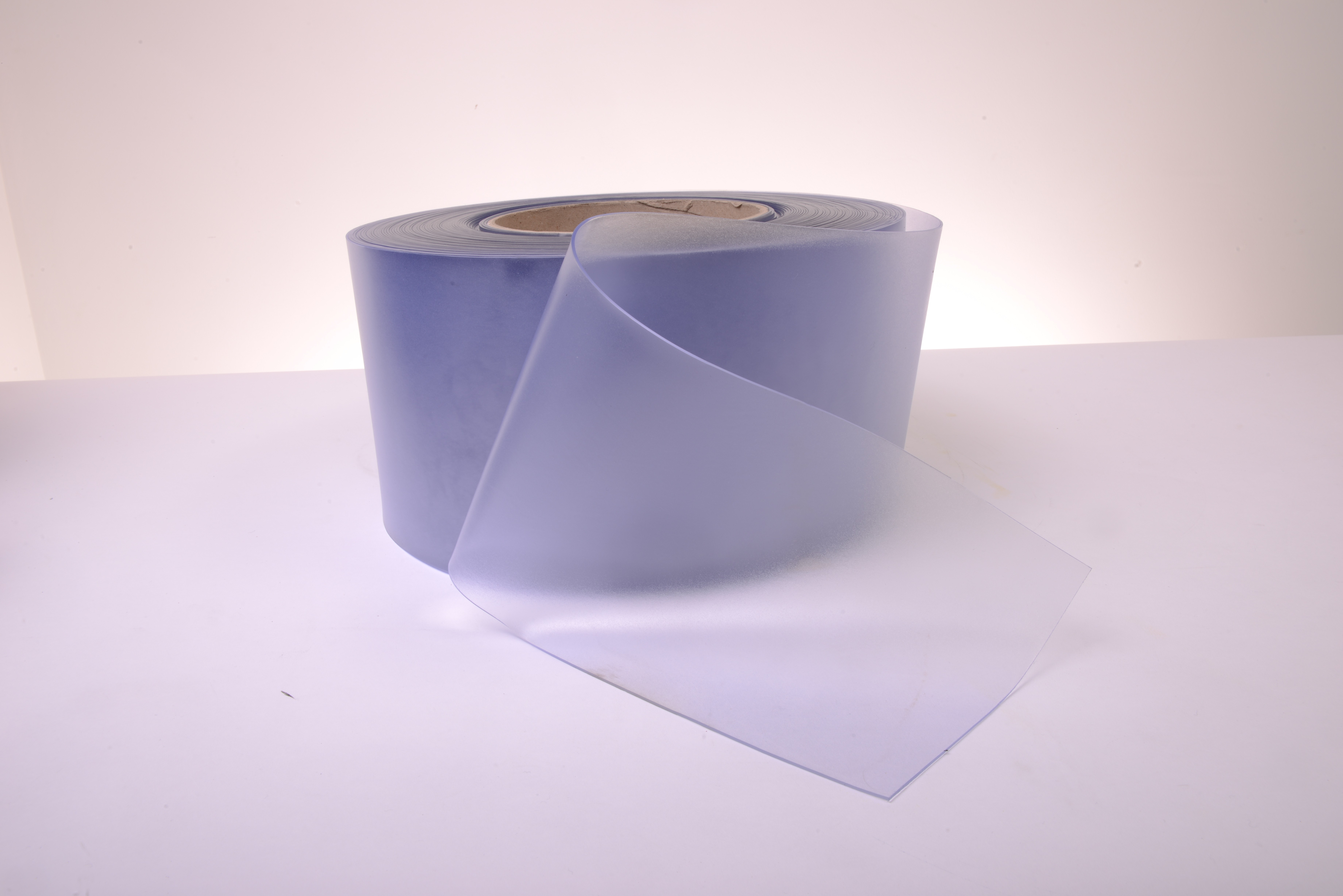 Frosted Pvc Strips For Partial Privacy Applications