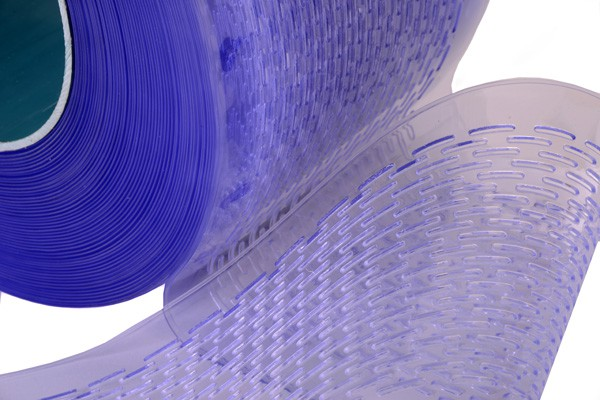 Perforated Pvc Strip Rolls Ideal For Fly Amp Pest Screens