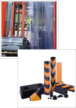 Warehouse PVC Strip