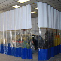 Screenflex Curtains